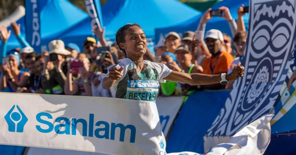 Sanlam Cape Town Marathon in Cape Town - Best Time