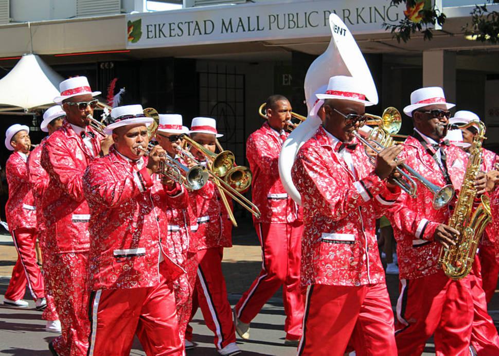 Kaapse Klopse in Cape Town - Best Season
