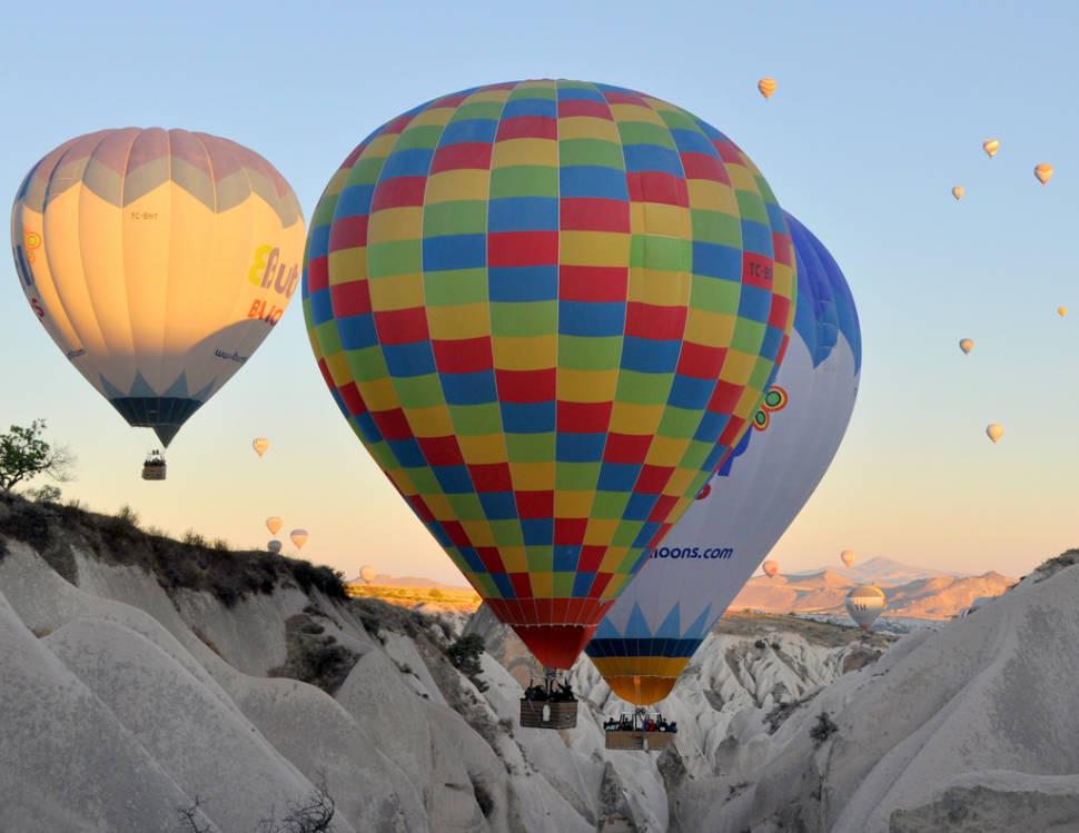 Best time to see Ballooning Сhallenge in Cappadocia