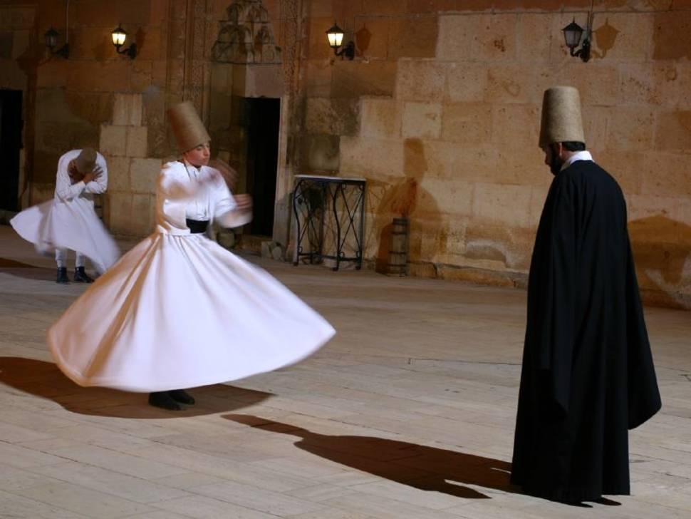 Best time for Dervish Dancing Performance in Cappadocia