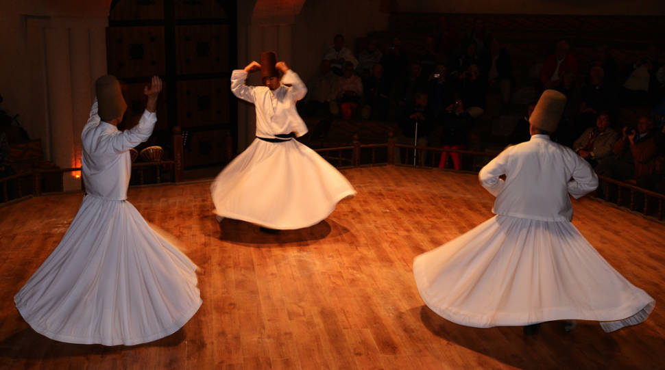 Dervish Dancing Performance in Cappadocia - Best Time