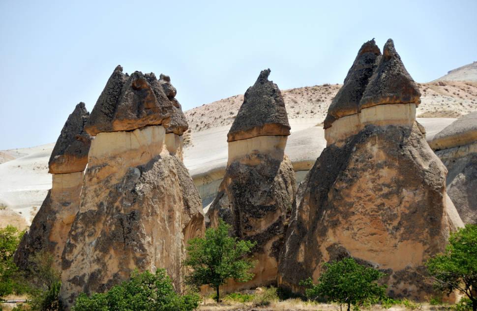 Fairy Chimneys in Cappadocia - Best Time