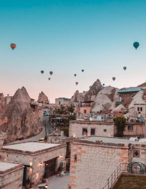 Best time to visit Cappadocia
