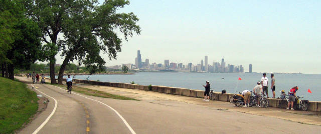 MB Bike the Drive in Chicago - Best Season