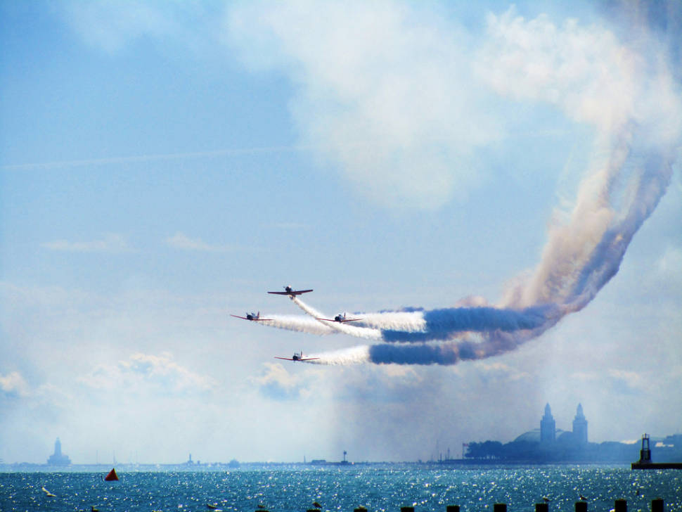 Chicago Air and Water Show in Chicago - Best Time