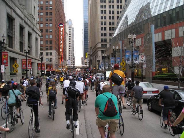 Critical Mass in Chicago - Best Season