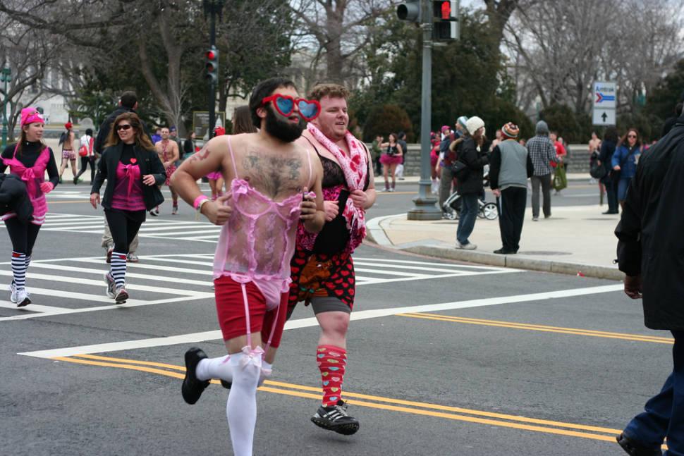 Cupid's Undie Run in Chicago - Best Season