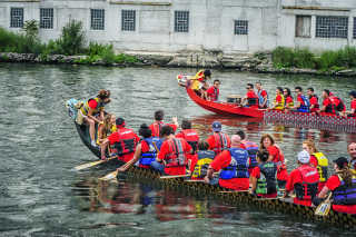 Dragon Boat Race for Literacy