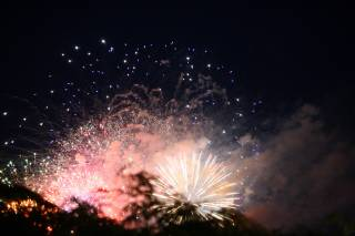 Summer Fireworks at Navy Pier