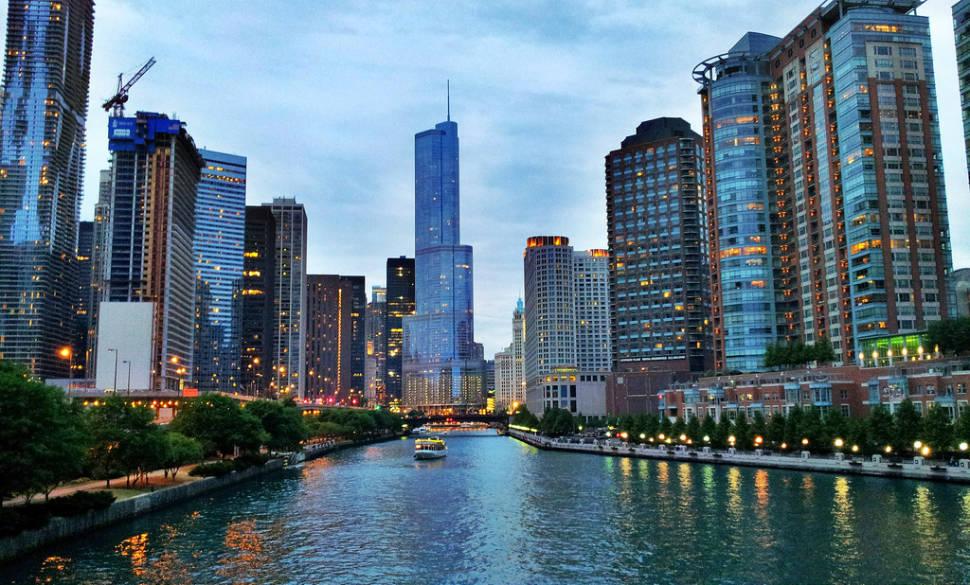 Summer in Chicago - Best Season