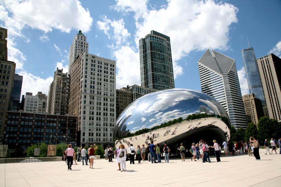 Summer in Chicago - Best Time