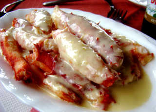 Centolla or King Crab