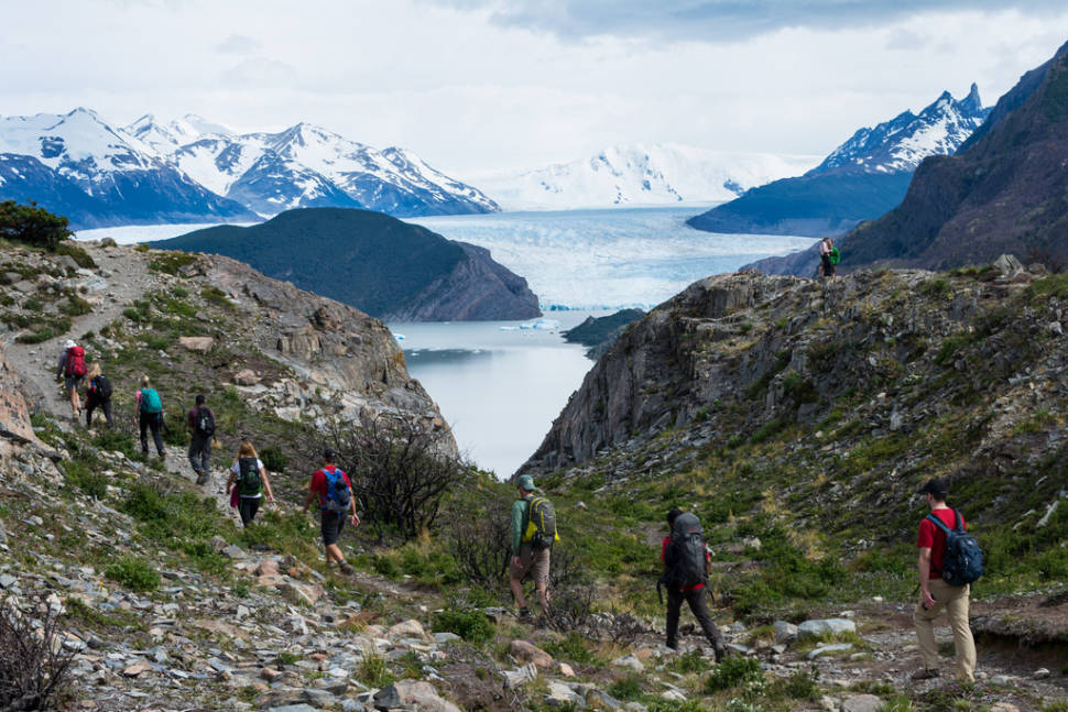 Best time for Hiking in Patagonia in Chile