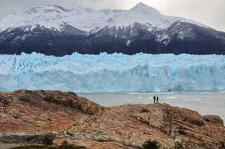 Ice Field Trekking