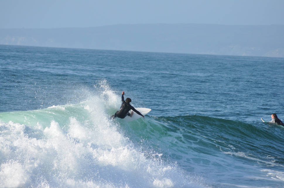 Surfing and Windsurfing in Chile - Best Time