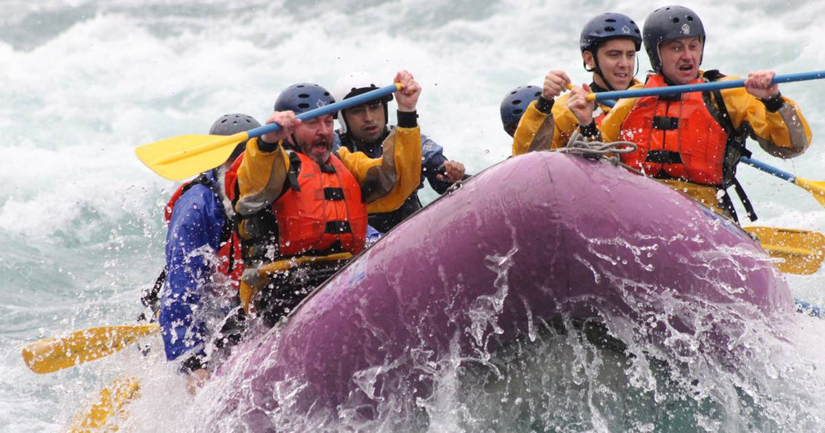 White Water Rafting in Chile - Best Time
