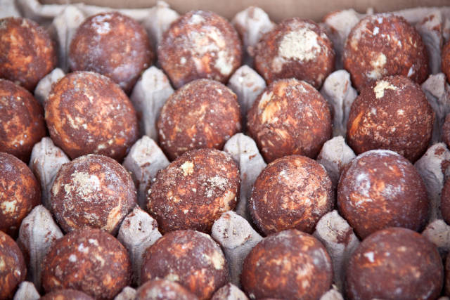Best time for Century Eggs in China