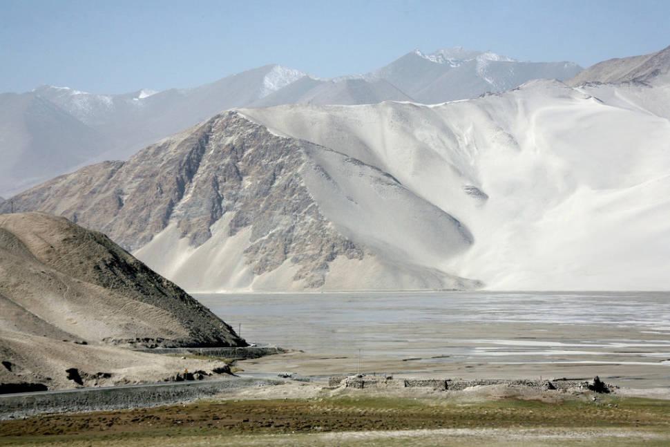 Climbing Kongur Tagh in China - Best Season