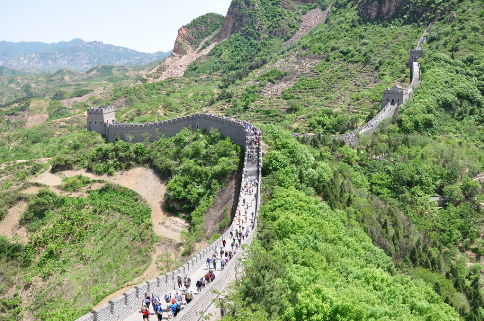 Best time for Great Wall Marathon