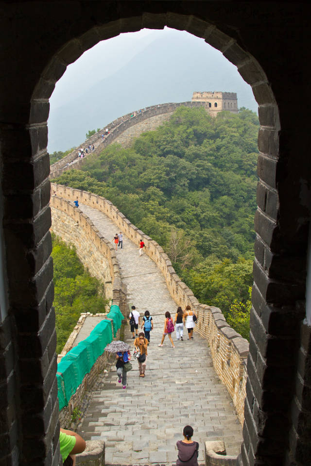 Great Wall of China in China - Best Season