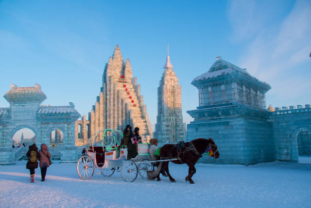 Harbin International Ice and Snow Sculpture Festival in China - Best Season