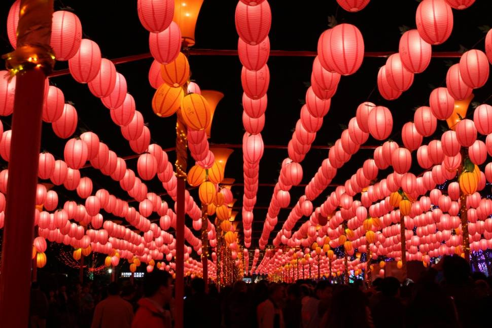 Lantern Festival in China - Best Time
