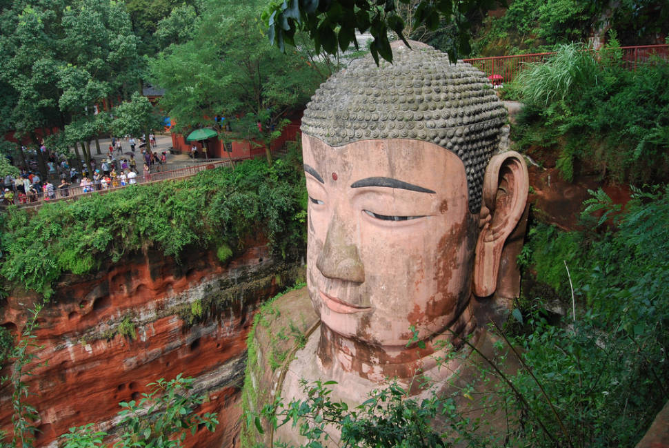 Leshan Giant Buddha in China - Best Time