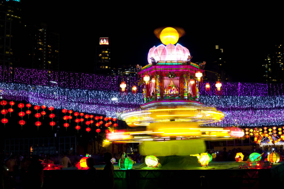 Mid-Autumn Festival in China - Best Time
