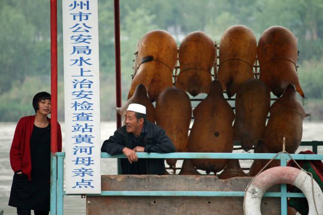 Sheepskin Rafting in China - Best Time