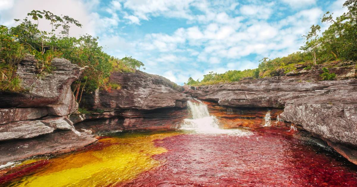 Caño Cristales River in Colombia - Best Time