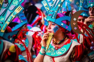 Carnival of Blacks & Whites