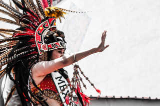 Colombian Folk Festival in Ibagué