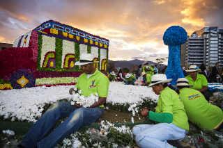 Feria de Las Flores (Flower Festival)