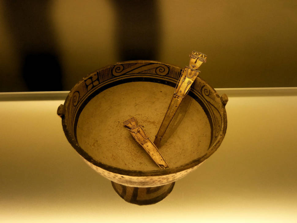 Best time for Museo del Oro (Gold Museum) in Bogota in Colombia