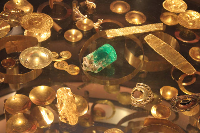 Best time to see Museo del Oro (Gold Museum) in Bogota in Colombia
