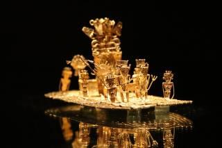 Museo del Oro (Gold Museum) in Bogota