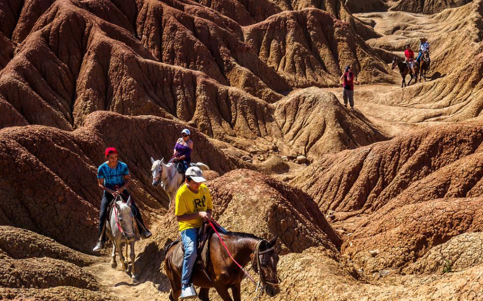 Tatacoa Desert in Colombia - Best Season