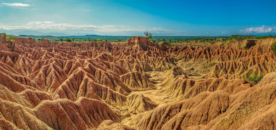 Tatacoa Desert in Colombia - Best Time