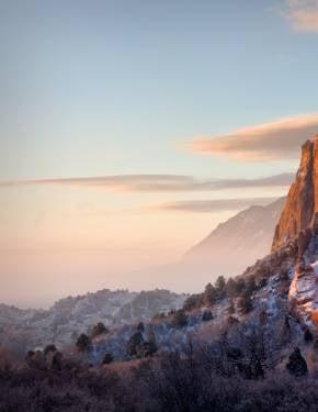 Melhor altura para visitar Colorado Springs, CO