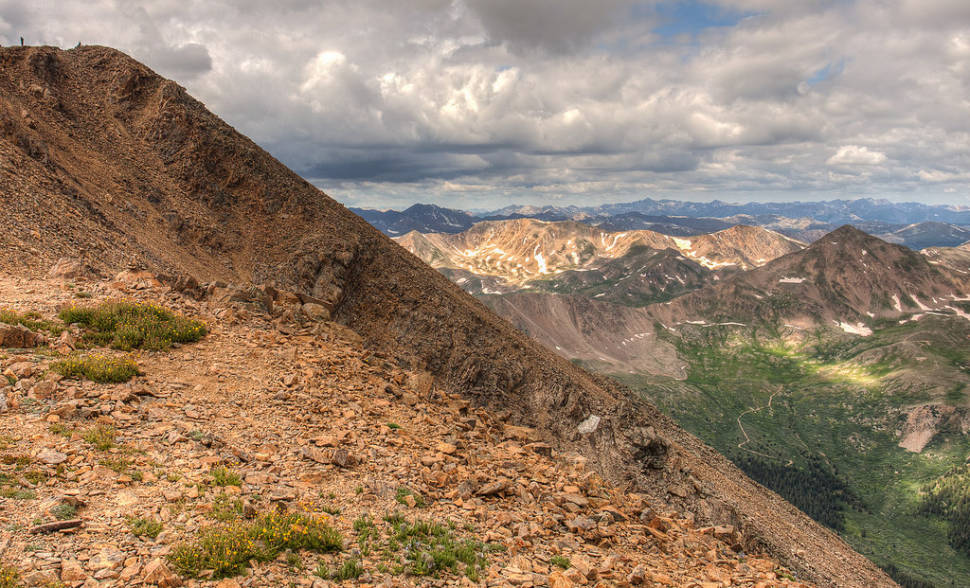 Climbing Mount Elbert in Colorado - Best Season