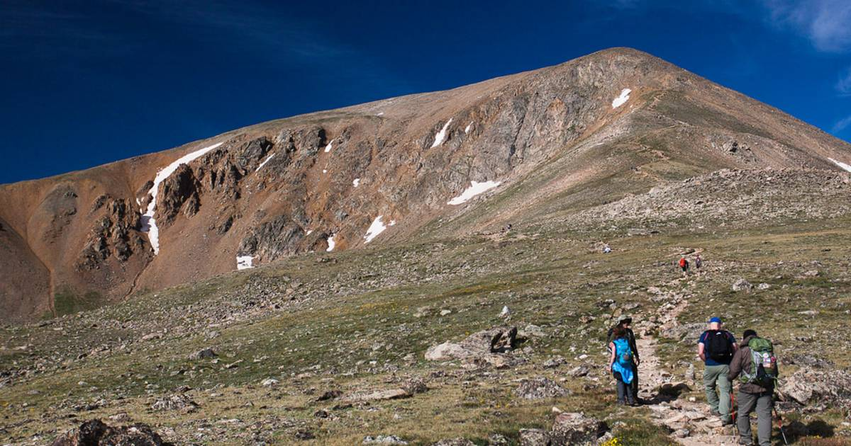 Climbing Mount Elbert in Colorado - Best Time