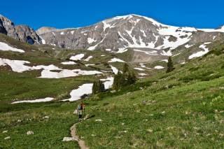 Hiking the Colorado Trail