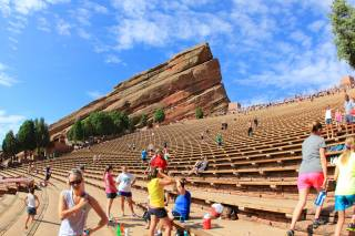 Concerts at Red Rocks Amphitheatre