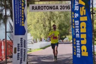 Round Rarotonga Road Race
