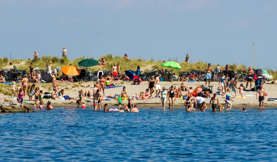 Beach Season in Copenhagen - Best Time
