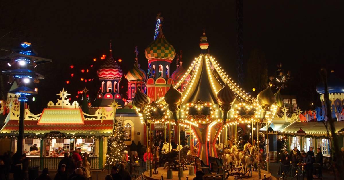 Where To Go See Christmas Lights