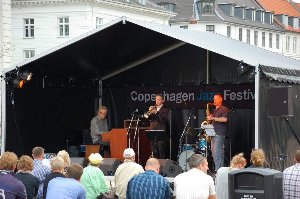 Copenhagen Jazz Festival in Copenhagen - Best Season