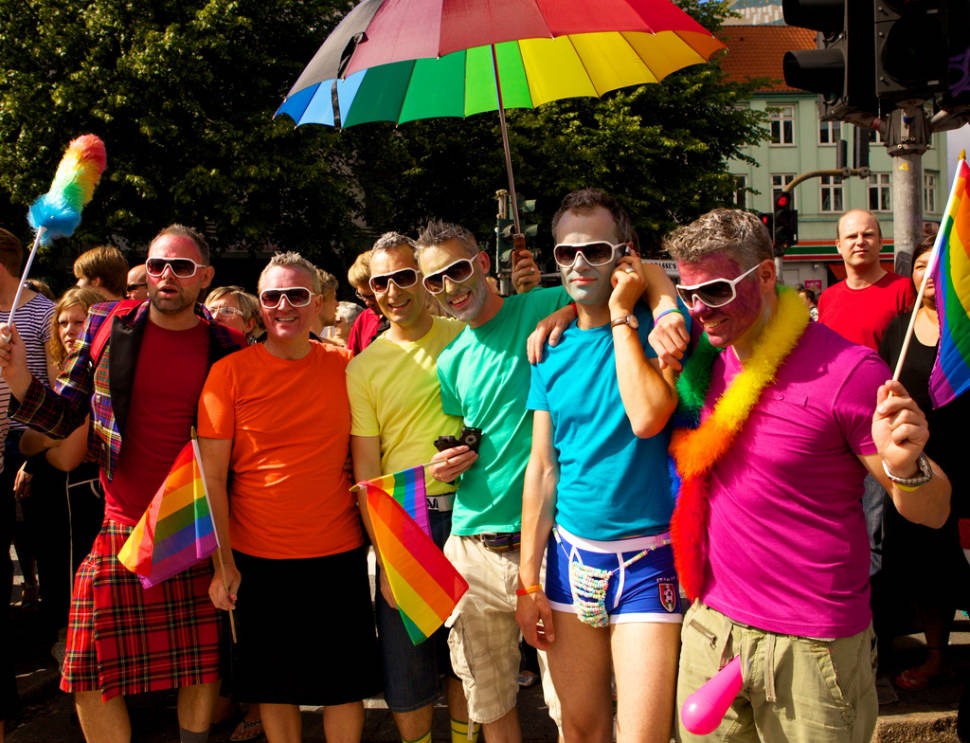 Best time to see Copenhagen Pride Week in Copenhagen
