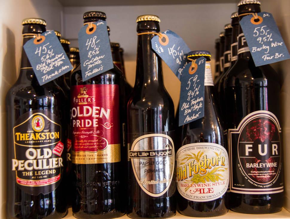 Craft Beer on the Waterfront in Copenhagen - Best Time