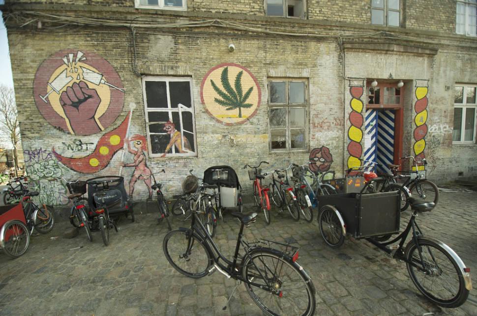 Freetown Christiania in Copenhagen - Best Time